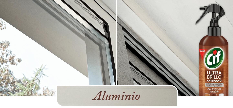 Imagen de aluminio